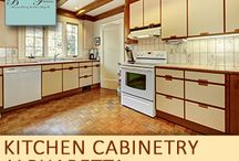 Kitchen Cabinetry / by Beauti-faux Finishes and Design