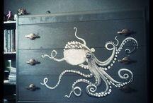 Cephalopod Love <3 / by Jenna Hayward