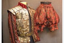 Renaissance and Elizabethan -  Men