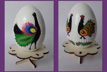 Moja Wielkanoc / Ozdoby Wielkanocne według mojego pomysłu i wykonania