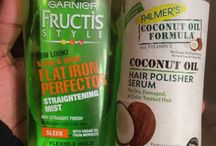 Hair Taming Products