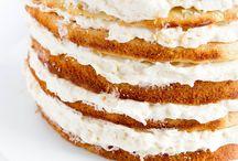 Recipes - Cakes & Tarts / Recipes to try