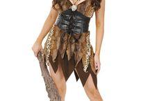 cave women costume