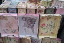 Krabičky