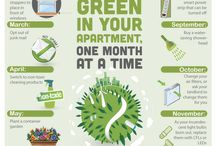 Green Tips - Green Living! New Electric / by New Electric Inc