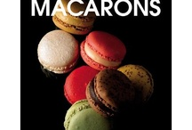 Macaron books / Useful macaron recipe books and albums.