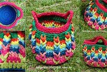 Eu crocheto!