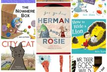 Read To Me / PIcture Books and Chapter Books To Read To Kids Of All Ages