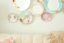 decorating / by Mona Fontenot