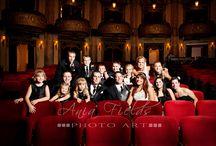 Weddings: Wedding Shoots at the Al. Ringling Theatre
