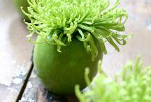dekoracje z owocami