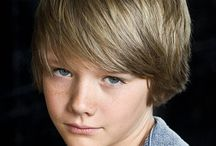Dakota Goyo / The brilliant young actor, most known for his work as Max Kenton in Real Steel.  / by courtney dye