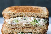 Sandwiches by art