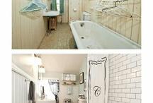 Bathrooms / by Ashley Gausman