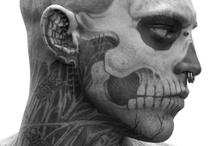 Tattoos / by Jeremie Mertens