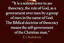 Theology & Doctrine