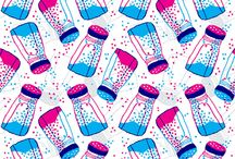 → Pattern / by Clodiney Cruz