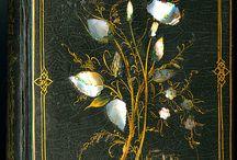 Livros Cadernos Capas