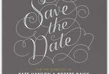 Save the Dates - Online / Digital