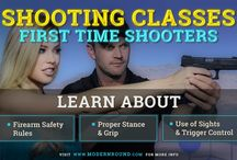 Modern Round Classes / Exciting classes offered at Modern Round, Virtual Shooting Lounge.