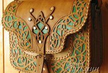 bolsas couro artesanal