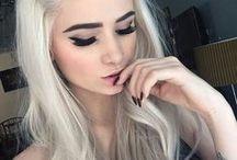 penteados tumblr