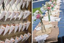 Doily Wedding Decorations