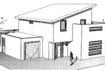 Ideeën voor huizen