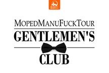 MMFT 2013 - Gentlemen's Club / MopedManuFuckTour - Gentlemen's Club 2013 presntiert von MAVEL Clothing. www.mavel-clothing.com