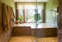 Bathroom - Master / by Faye Richard