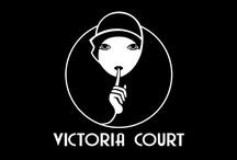 Victoria Court hotel クイーン-ハ〜ハ