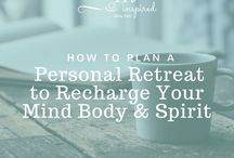 Anti-Stress & Self Care Practices
