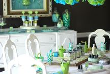 Party/Wedding Ideas / by Melly