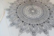 Mandala / by Roxanna Cortez