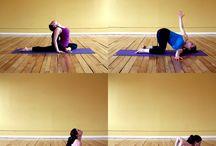 Streching/yoga