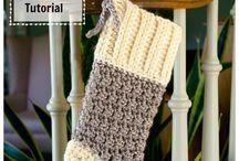 Chrochet stockings