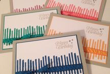 Stampin' Up! - Playful Backgrounds