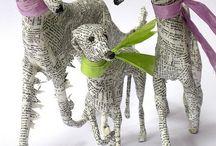 Aguante el papel / craft / by Tienda Kyoko