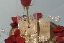 Centerpiece ideas / by Mishel Probst