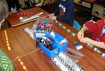 Kindergarten--Math--Patterns / by Amber Bilow