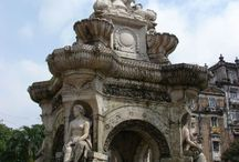Indian fountains