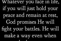 Alwayz have faith / KEEP STRONG BECAUSE GOD KNOW YOU CAN MAKE IT