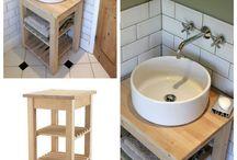 Inspiration salle de bain et toilettes