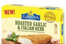 Gorton's Real Solutions Galore / Gorton's Seafood / by Barbara Platt (Barbara's Beat)