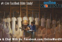 Bible Study - OnlineWordStudy.com / Encouraging Words related to the Bible, Jesus, Christianity and the Study of God's Word!