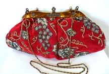 small bags / antique handbags