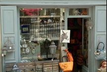 Ideas for Stockport Old Town shop fronts / inspiration for our Old Town