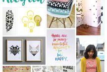 Clique Kits January-Alegria Kit