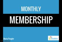 Socialmediaonlineclasses.com Membership / http://socialmediaonlineclasses.com Membership levels at Socialmediaonlineclasses.com include classes on every major social network, digital marketing webinars each month, infographics, 1:1 coaching with the founder and much more!