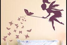 Fairy wall